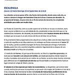 Fotos de Escalonilla