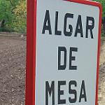Fotos de Algar de Mesa